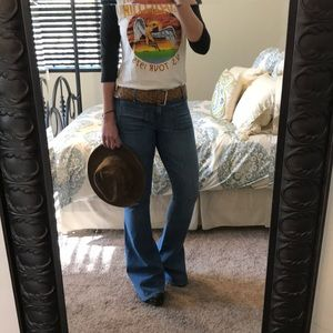 Gap Hermosa Flare Jeans